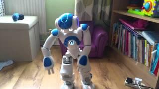Nao robot  uptown funk dance