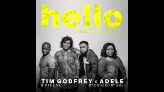 Tim Godfrey - Hello From Surulere (Audio)