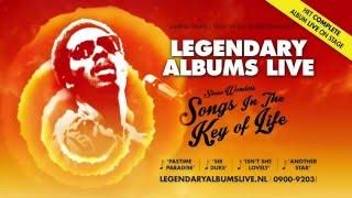 Officiële Trailer Songs in The Key of Life van Stevie Wonder - Legendary Albums Live