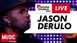 Jason Derülo - Talk Dirty - Live du Grand Journal
