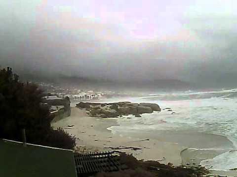 Timelapse Video – Glen Beach & Camps Bay – 16/06/2011