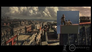Ten Brother VFX Breakdown by Motion M VFX