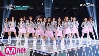 """Produce101(프로듀스101) - """"PICK ME"""" M COUNTDOWN 151217 EP.453"""