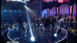 SS501 Unlock live