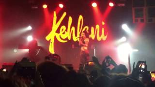 Stormzy coming out at Kehlani concert at Heaven | 8th December 2015