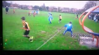 West Hagley vs Olton u9's goals 1-4  20.12.15