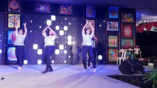Beyoncé - Single Ladies ,2017 Durga Puja Performance