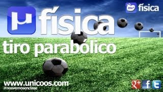 Imagen en miniatura para FISICA Tiro parabolico 01