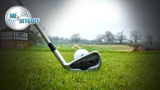 GOLF TIP - HOW YOUR GOLF IRON SHOULD SIT
