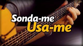 🎵 SONDA-ME, USA-ME - Aline Barros (VIOLÃO Fingerstyle)