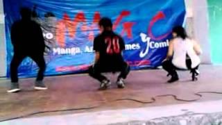 "Kuxtal K - Marionette ""Stellar"" Dancer Cover Magyc Toluca 2014"