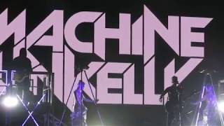 Machine Gun Kelly Rehab live Mohegan Sun  8 / 31 / 18