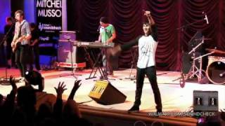 Mitchel Musso - Celebrate (Soundcheck)