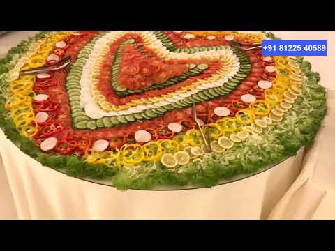 Best Catering Service in Wedding Marriage Reception Event +91 81225 40589