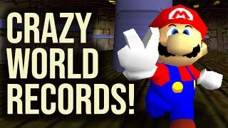 Every World Record In Super Mario 64 Was Just Beaten!