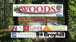"Wood's Furniture ""Tickets Tag 2013"""