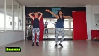 Subeme La Radio - Enrique Iglesias Ft Descemer - coreo Zumba - Zion  - David brasukas ft Clarisse