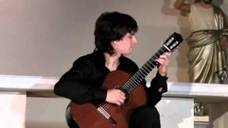 Fabien Lafiandra - Concerto n°23 pour piano et orchestre de W.A Mozart
