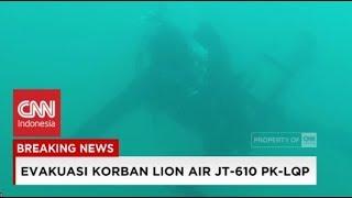 Begini Proses Penyelaman Pencarian Korban Pesawat Lion Air JT-610
