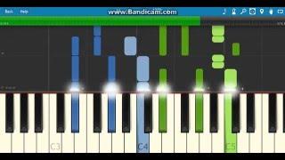 Going Underground - The Jam Piano Tutorial