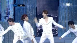 [Live 720p] 120329 Shinhwa - Venus (Comeback Stage @ M!Countdown)