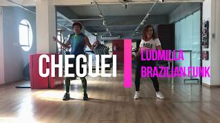 Cheguei || Zumba® || Team FeZta