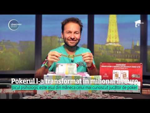 Cel mai bun jucător de poker din întreaga lume este român