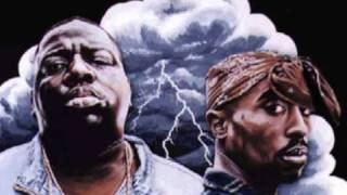 2Pac Notorious B I G - If You Ready Hit Me [ Remix ]