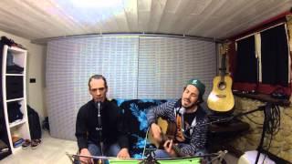 Manu Chao Clandestino cover by Alex & Matty