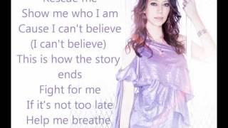 Kerrie Roberts-Rescue Me Lyrics