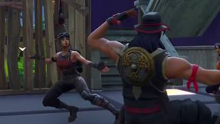 Fortnite: Squat Kick / Danse Slave Emote