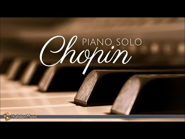 Video de Chopin piano