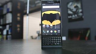 BlackBerry Priv مراجعة جهاز