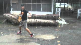 rain - rain go away coz i wanna DANCE XD