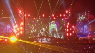 Coldplay - Charlie Brown live @ Stadio San Siro Milano - 4 Luglio 2017 [4K]