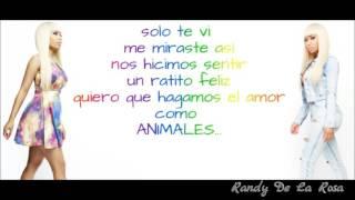 Romeo Santos - animales | 2016