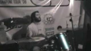 nocao de nada a partir de agora vans zona punk tour 06 sp 01-09-06 bucvideos