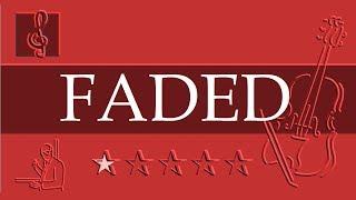 Violin TAB - Faded - Alan Walker - Restrung (Sheet Music)