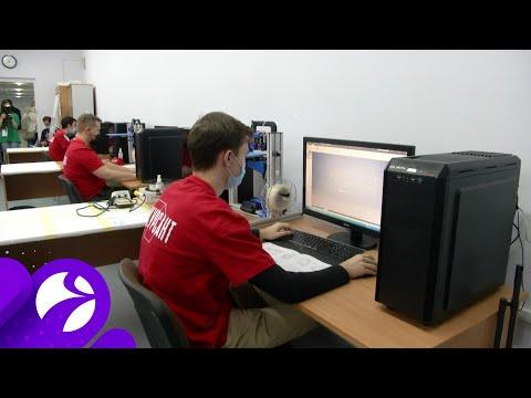 В Ноябрьске продолжается региональный чемпионат «WorldSkills Russia»