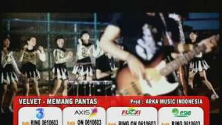 "VELVET ""MEMANG PANTAS"" (OFFICIAL VIDEO)"
