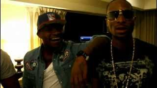 D'banj Featuring  Davido Live in Concert 27th Aug 2012 - Hammersmith Apollo