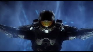 """Halo 4 Launch Trailer - """"Scanned"""" - Story of Master Chief"""