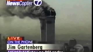 Vitima do 11 de setembro da entrevista ao vivo antes de morrer