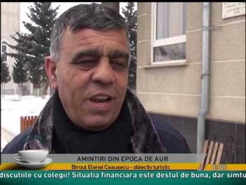Buna dimineata Transilvania din 25 ianuarie 2017