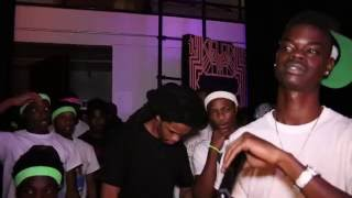 Lajan Slim - Haitians - Lil Dred - HHS Hallandale High School Live Performance