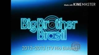"""[ESPECIAL 06-04-2018] Crolonogia de Vinhetas do """"Big Brother Brasil"""" (2002 - 2018)"""