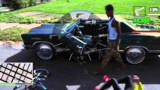 Iman Shumpert - Build Em ('Grand Theft Auto' Rap Music Video)