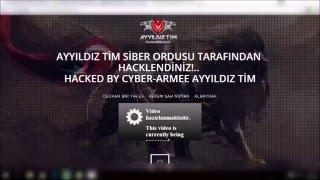Ayyıldız Tim, RUS kıçı yalayan Anonymous'un hesabını hackledi