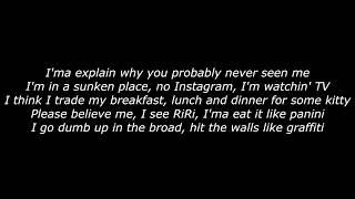 A$AP Ferg - Plain Jane (Lyrics)