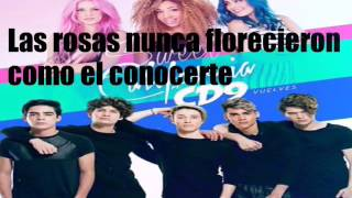 Vuelve-Sweet California ft CD9 (letra)
